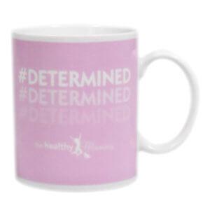 Determined Mug