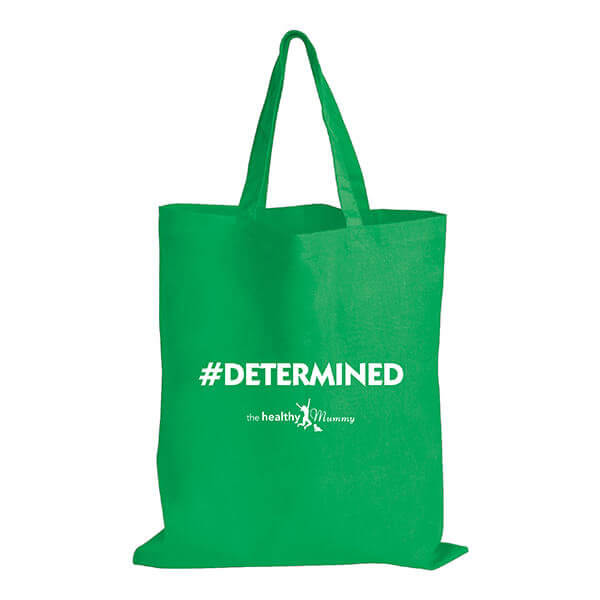 #determined bag