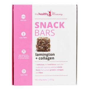 Lamington snack bars
