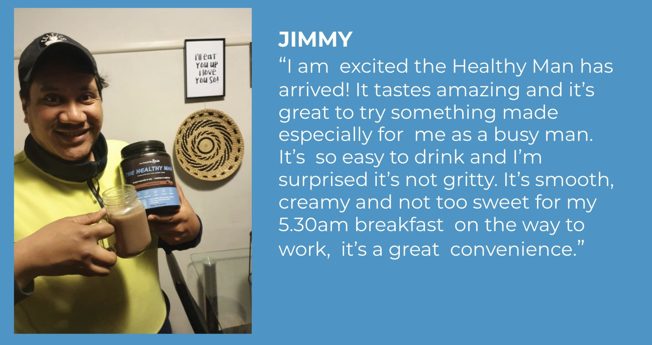 Jimmy - Chocolate Meal Replacement